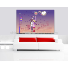 2014 Fairy Tale Painting On Canvas Painting Designs