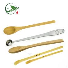 Various Scoops ( Chashaku ) for Matcha / Green Tea Powder
