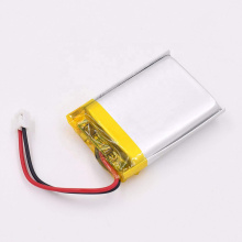 803040 llithium polymer battery 3,7v 1000mah lipo battery