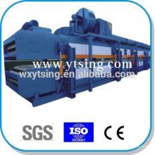 Passado CE e ISO YTSING-YD-6629 PU sanduíche painel Cold Roll formando máquina / linha de produção
