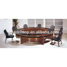 Runde Büro Konferenztisch zum Verkauf, Maßgeschneiderte Büromöbel-Lösung (D-892)