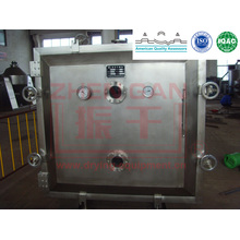 High Quality Fzg Square Static Vacuum Dryer