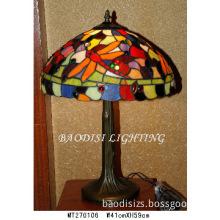 Antique tiffany style pendant lamp