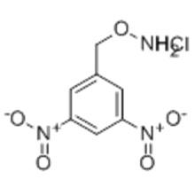 3,5-DINITROBENZYLOXYAMINE HYDROCHLORIDE  CAS 127312-04-3