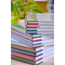 A6 Case Bound Notebook Hardcover Note Book School Diary Memo Pad pour cadeau promotionnel