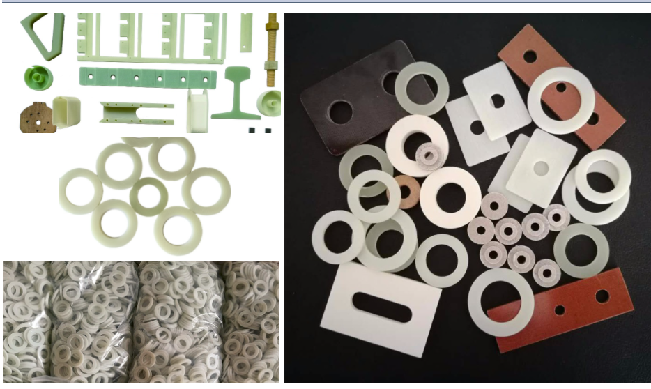 Package FR4 washer