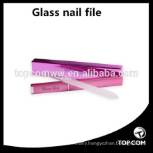 wholesale Glass Nail File Set - Crystal Nail File With Case - Manicure Nail Files