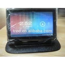 Pu-Gel-super klebriger Tablettenhalter-Auto-mobiler Standhalter für Tabletten-PC