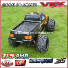 Wholesale low price high quality touch screen 4WD Gas Car , high speed scale model car