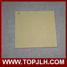 0,5 mm/0,7 mm Perlglanz Gold Metall Sublimation Panel Blatt