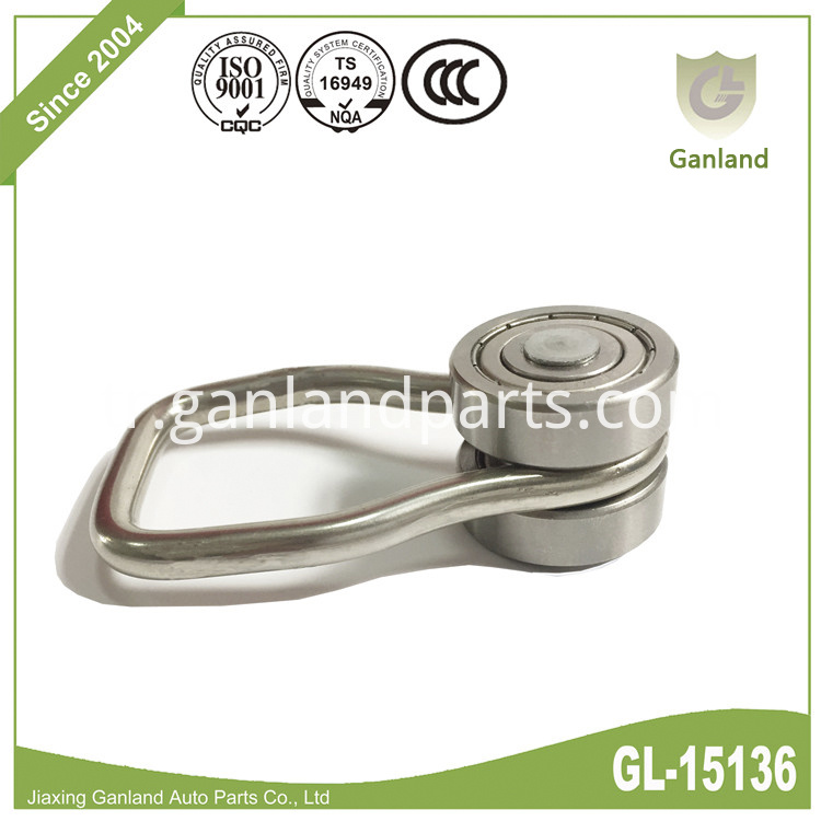 Stainless Steel Curtain Bobbin GL-15136