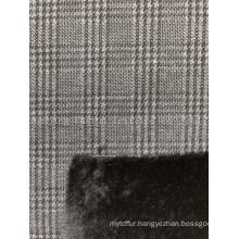Knitted Bonded Fur Esfh-1044-3