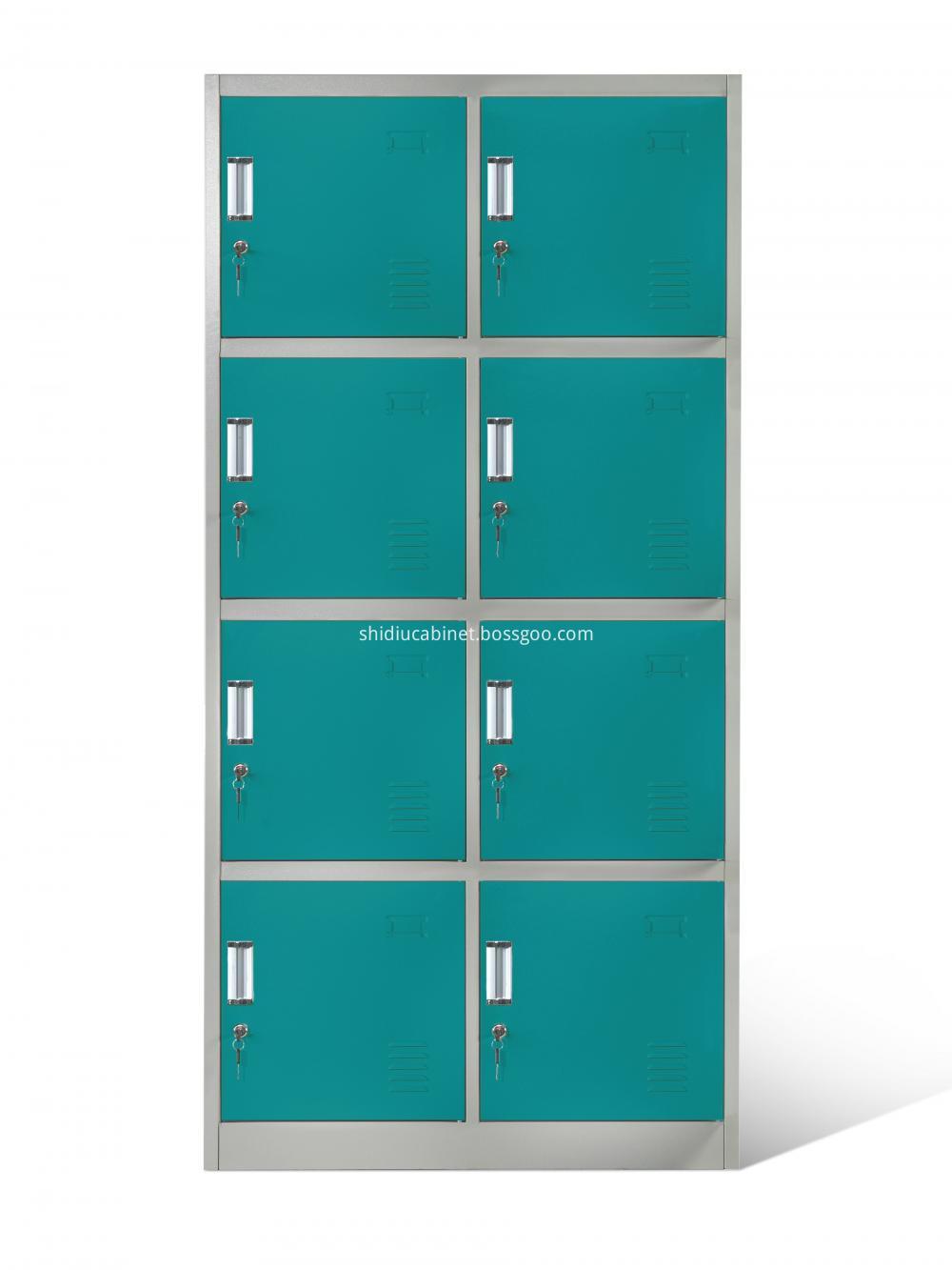 8 Door Locker