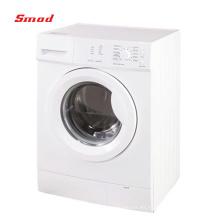 Hogar 6-8kg carga frontal lavadora con espectáculos de luz