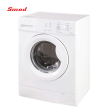 Household 6-8Kg Front Loading Clothes Washing Machine With Light Shows