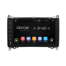 Benz A-W169 car audio player