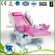 Electric multi-purpose operating table with ABS siderail