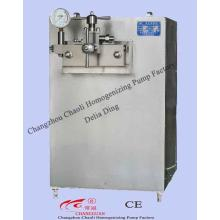 Milk dairy homogenizer for homogeneous