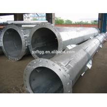 Q235B, Q345B / A572 de acero eléctrico de inmersión en caliente galvanizado precio de fábrica de fábrica directa