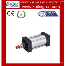 Klqd Marke heißer Verkauf Doppel-Zylinder Luftkompressor