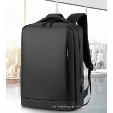 Hot Selling Brand Waterproof USB Charging Bagpack Notebook Back Pack USB Charger Port Laptop Backpack for Men