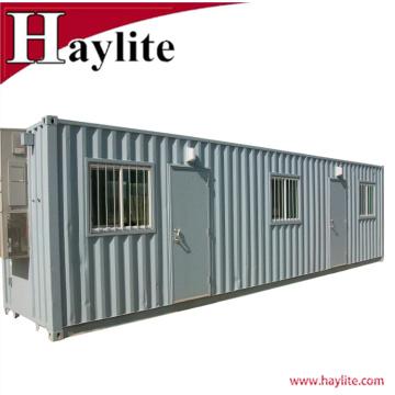 20-футового контейнера 40ft доставка модифицированных дом prefab для сбывания