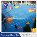 Плитки PP для спортивных площадок прочный и отскок спортивных плитки