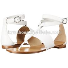 Ladies Fashion Slide Sandal 2016 Cheap Wholesale Flip Flops pour femmes