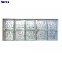 горячая распродажа лучшая цена 2-дюймовый стеклянный блок для декоративных