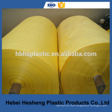 100% raw material Polyethylene woven fabric