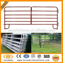 Wholesale low cost high quality steel pipe galvanized used horse corral