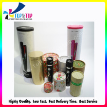 Wholesale Cmyk Printed Gift Box Cardboard Cylinder Container