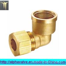 Brass Fitting-Brass Elbow (a. 0465)