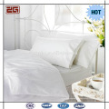 High Quality White Cotton 5cm Border Rectangle Pillowcases