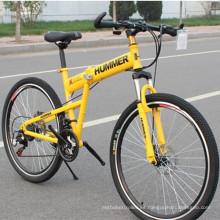Bicicleta de montaña estilo Hummer de 26 pulgadas