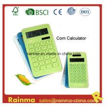Эко-калькулятор с кукурузой PLA