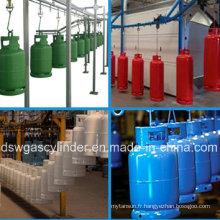 Chine Fabricant de cylindres à glaçons Cuisine à domicile pour cylindre GPL Cylindre de cuisson au GPL