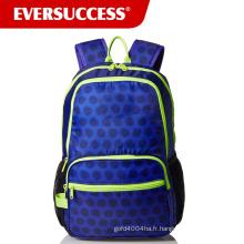 Sac à dos de polyester de 15inch pour l'ordinateur portable, sac à dos de sac à dos d'ordinateur portable fait sur commande (ESV009)
