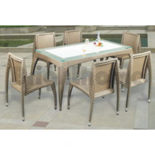 Wicker Outdoor Furniture/ Outdoor Dining Set (BL-804)