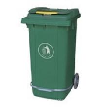High Quailty Plastic Trash Bin with Pedal (FS-80240C1)