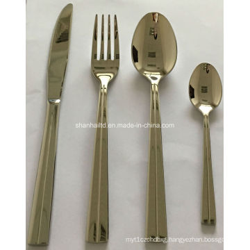 Stainless Steel Flatware Set 014