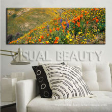 Natural Scenery Flower Painting Canvas For Home Decor
