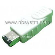 Adaptador hembra FireWire 1394 4P hembra a 6P