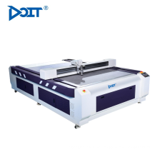DT1625 laser cutting machine with automatic exchange working table