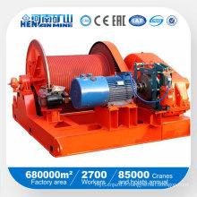 Treuil d'ancrage à treuil électrique haute vitesse haute qualité à vendre