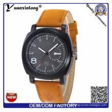 YXL-691 nuevos Curren 8139 cuarzo negocios Men′s relojes moda militar del ejército moda reloj de pulsera. Reloj de moda de hombre de alta calidad