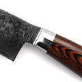VG10 Hammered Damascus Damascus Knife Chef