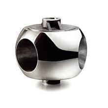 Válvula de esfera de vedação Metal-metal
