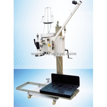 Saco-Costura Closer Sliding Board Machine