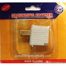 (JML) 2015 Grounding Adapter Hot sales Travel Power Adapter